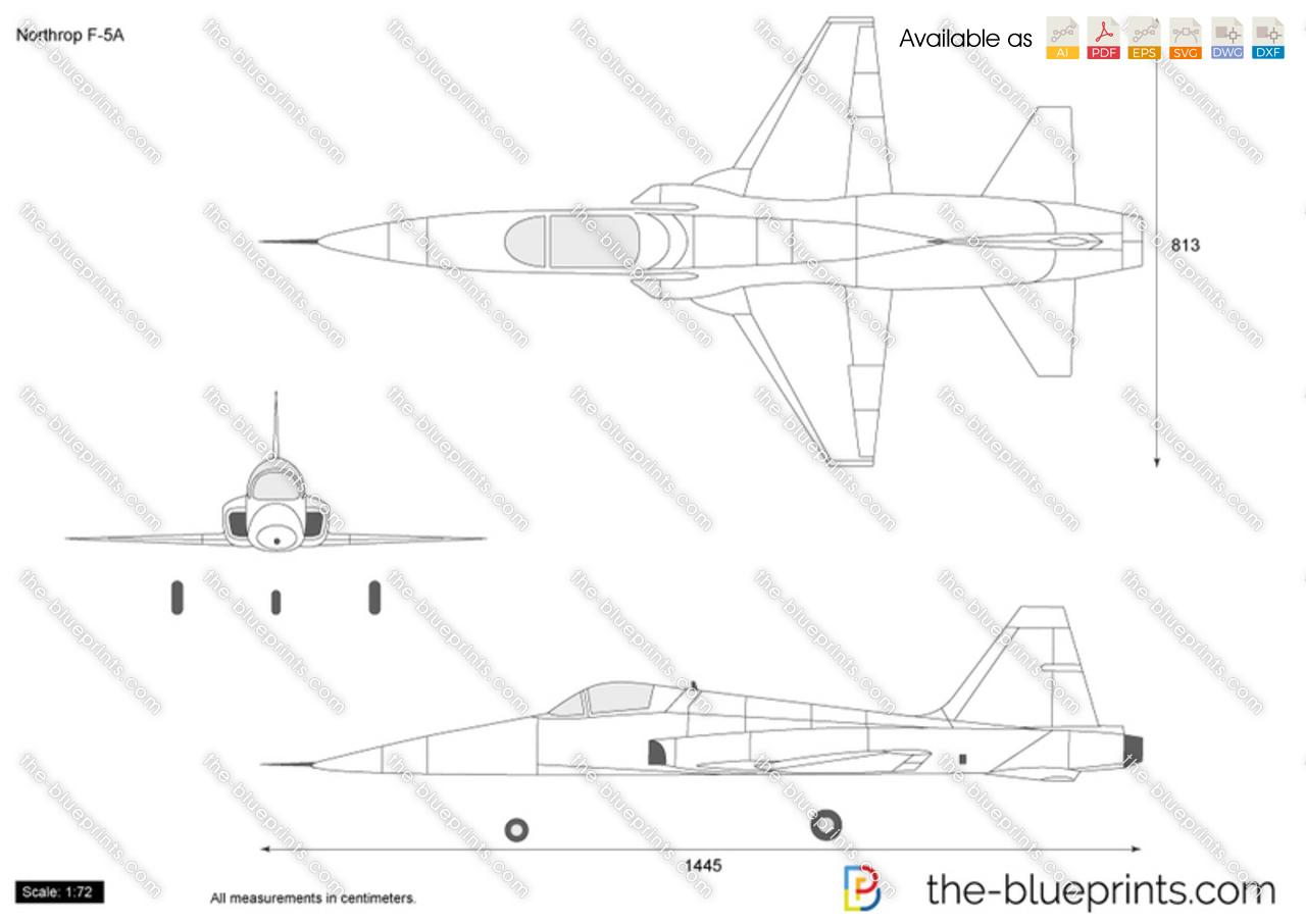 Northrop F-5A