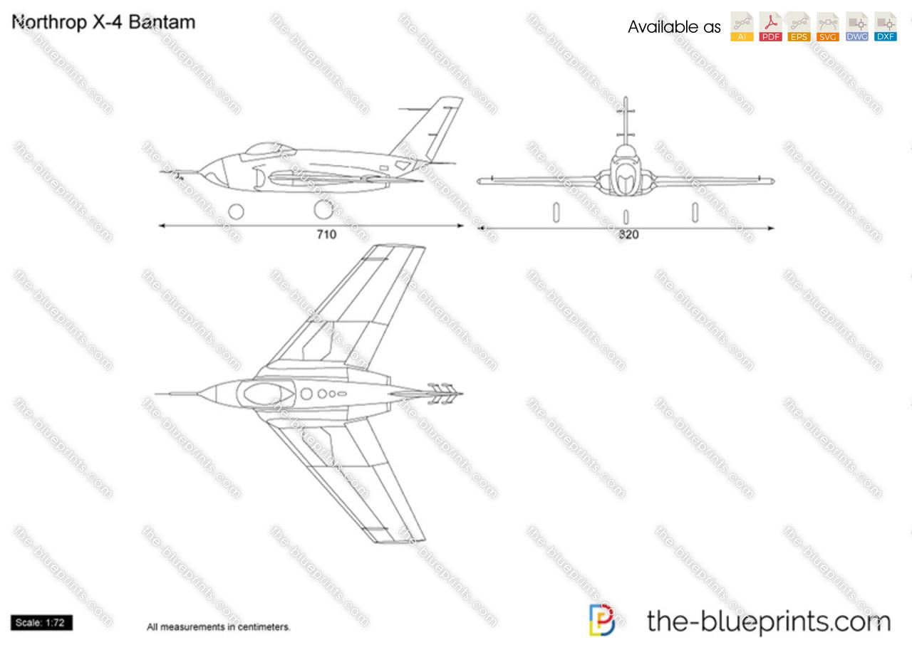 Northrop X-4 Bantam