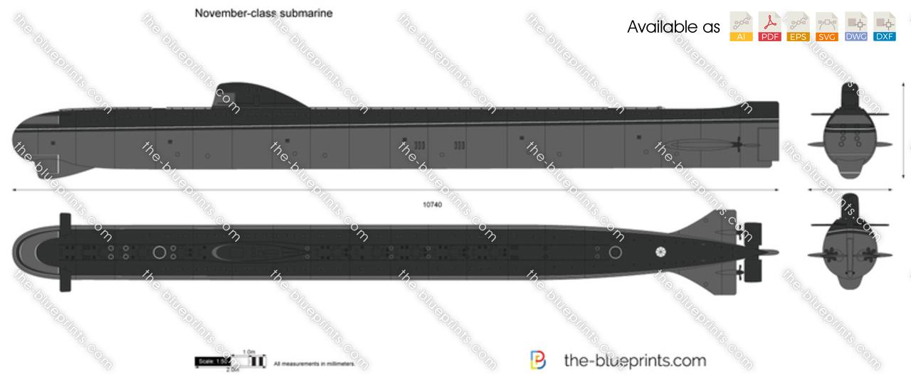 November-class submarine