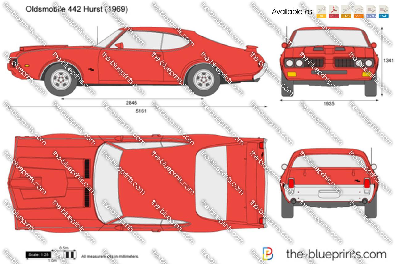 Oldsmobile 442 Hurst