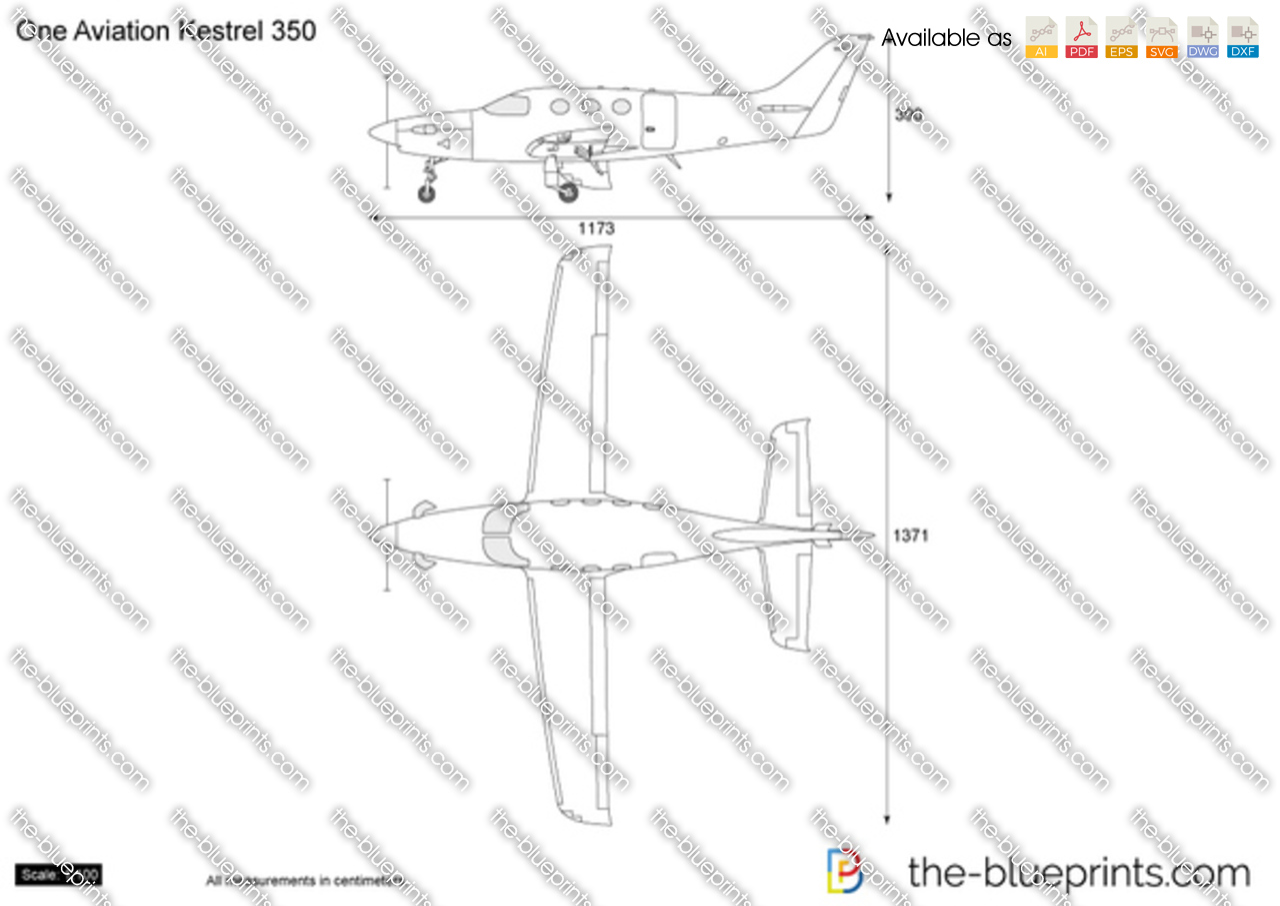 One Aviation Kestrel 350