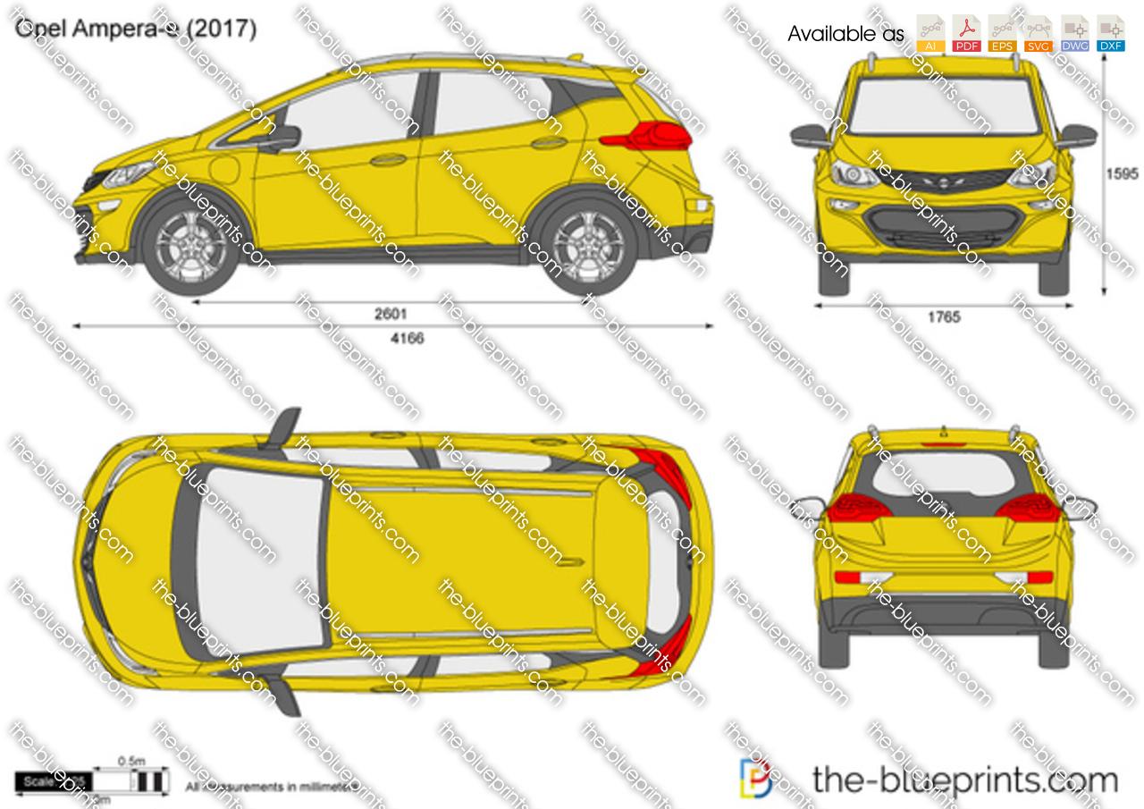 Opel Ampera-e 2019