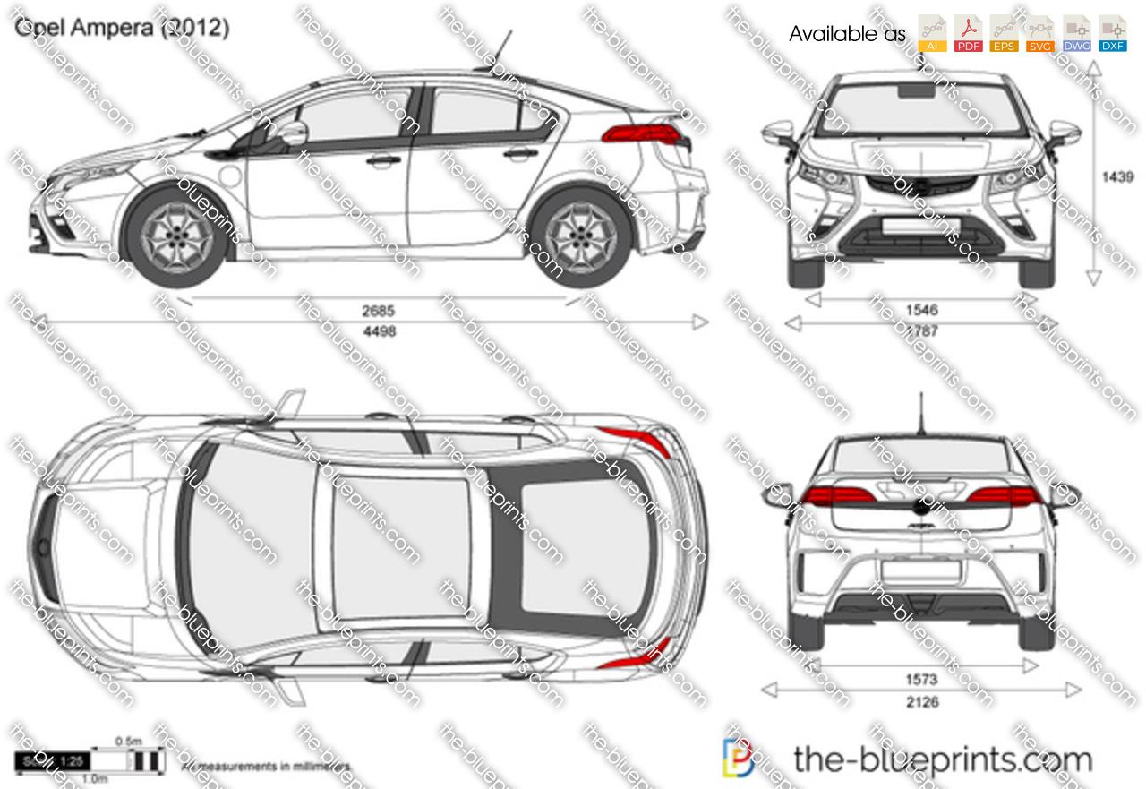 Opel Ampera 2015