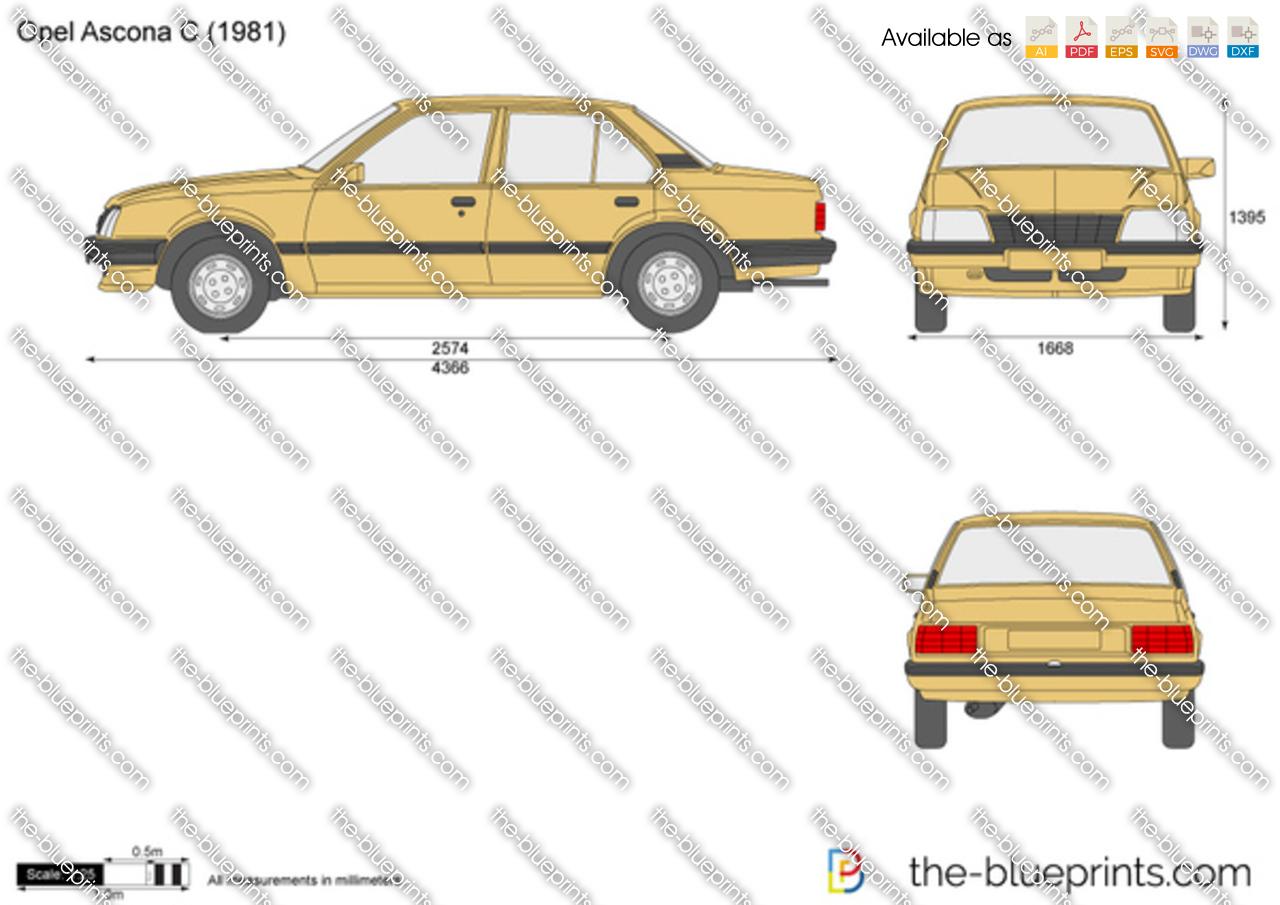 Opel Ascona C