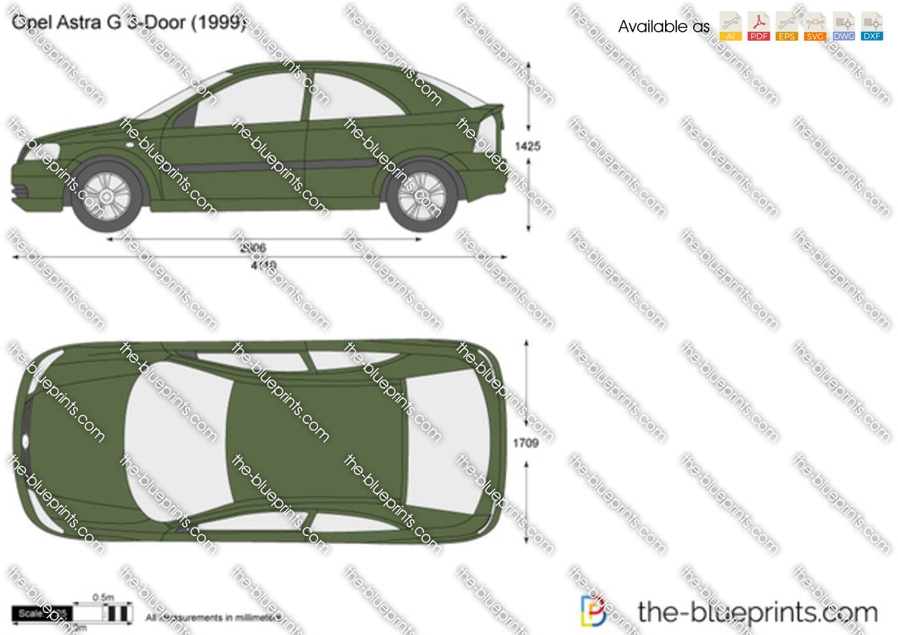 Opel Astra G 3-Door