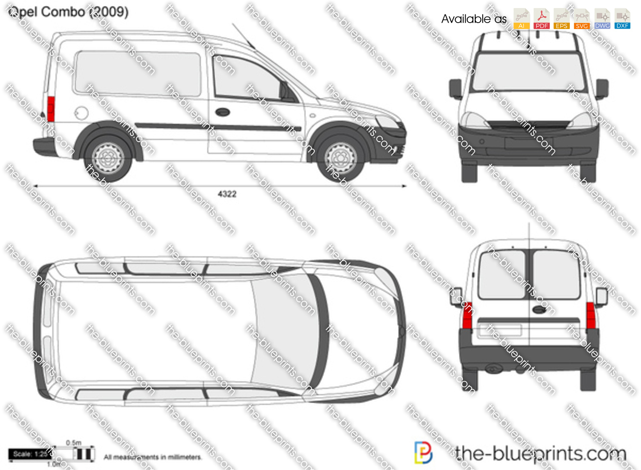 Opel Combo C 2001