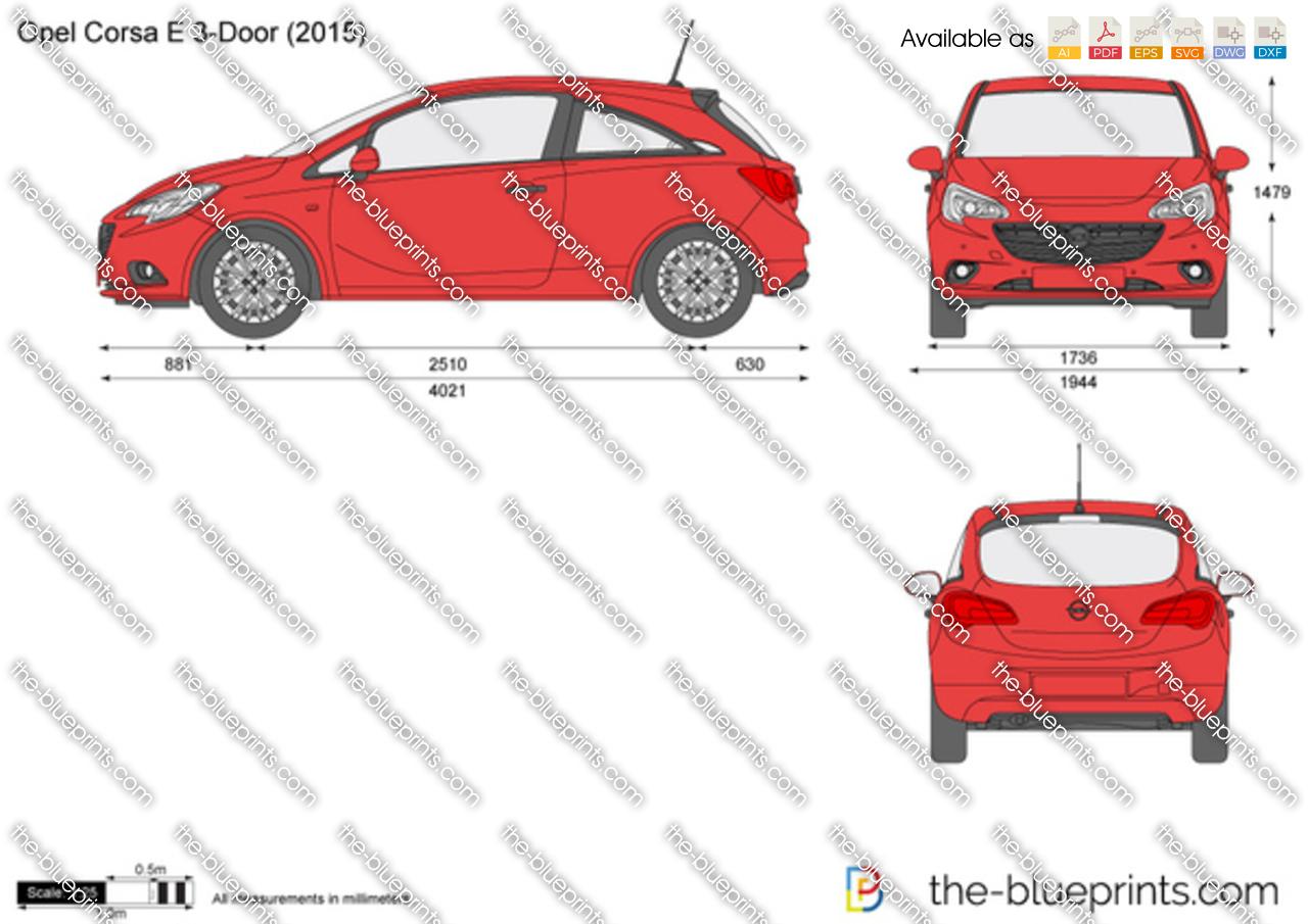Opel Corsa E 3-Door
