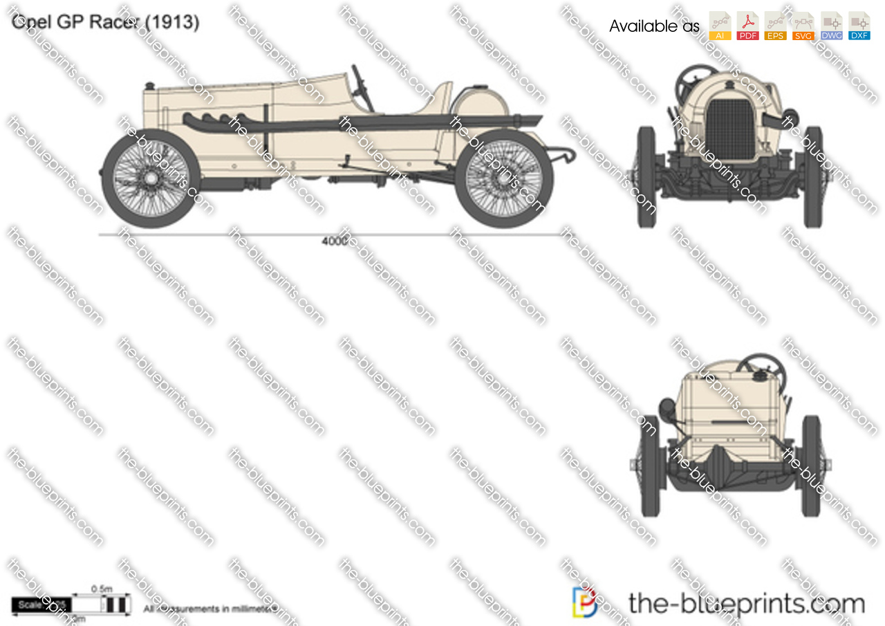 Opel GP Racer