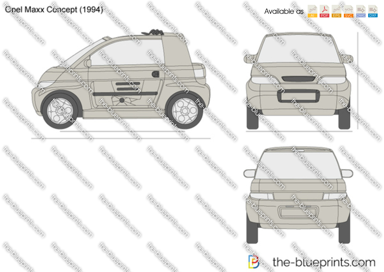 Opel Maxx Concept