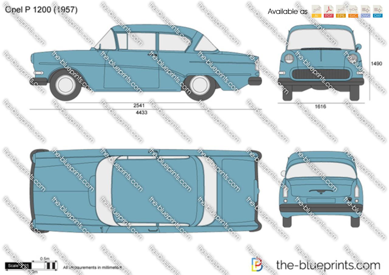 Opel P 1200