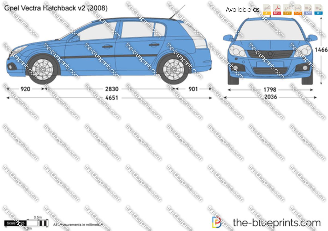 Opel Vectra Hatchback v2