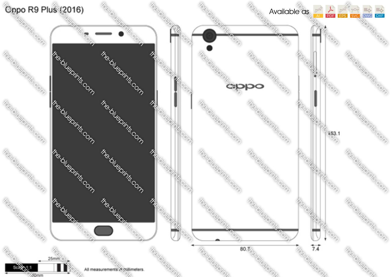 Oppo R9 Plus 2017