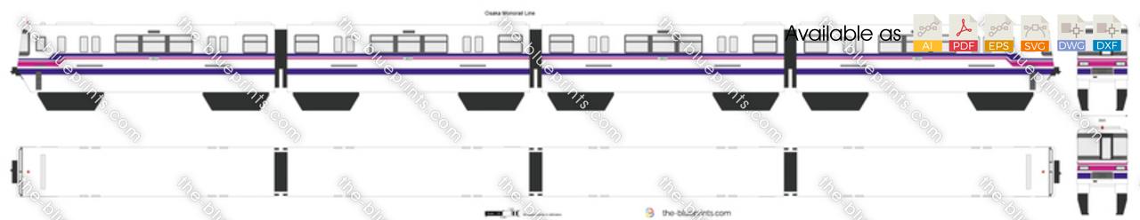Osaka Monorail Line