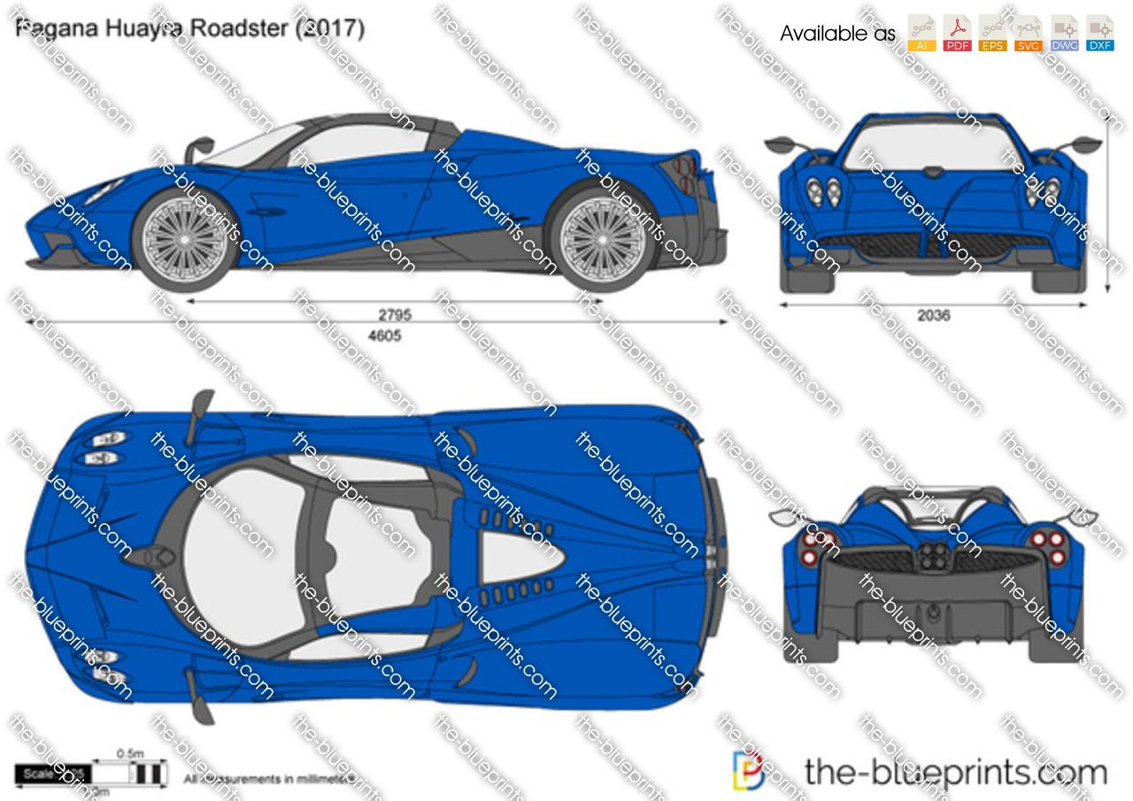 Pagani Huayra Roadster 2018