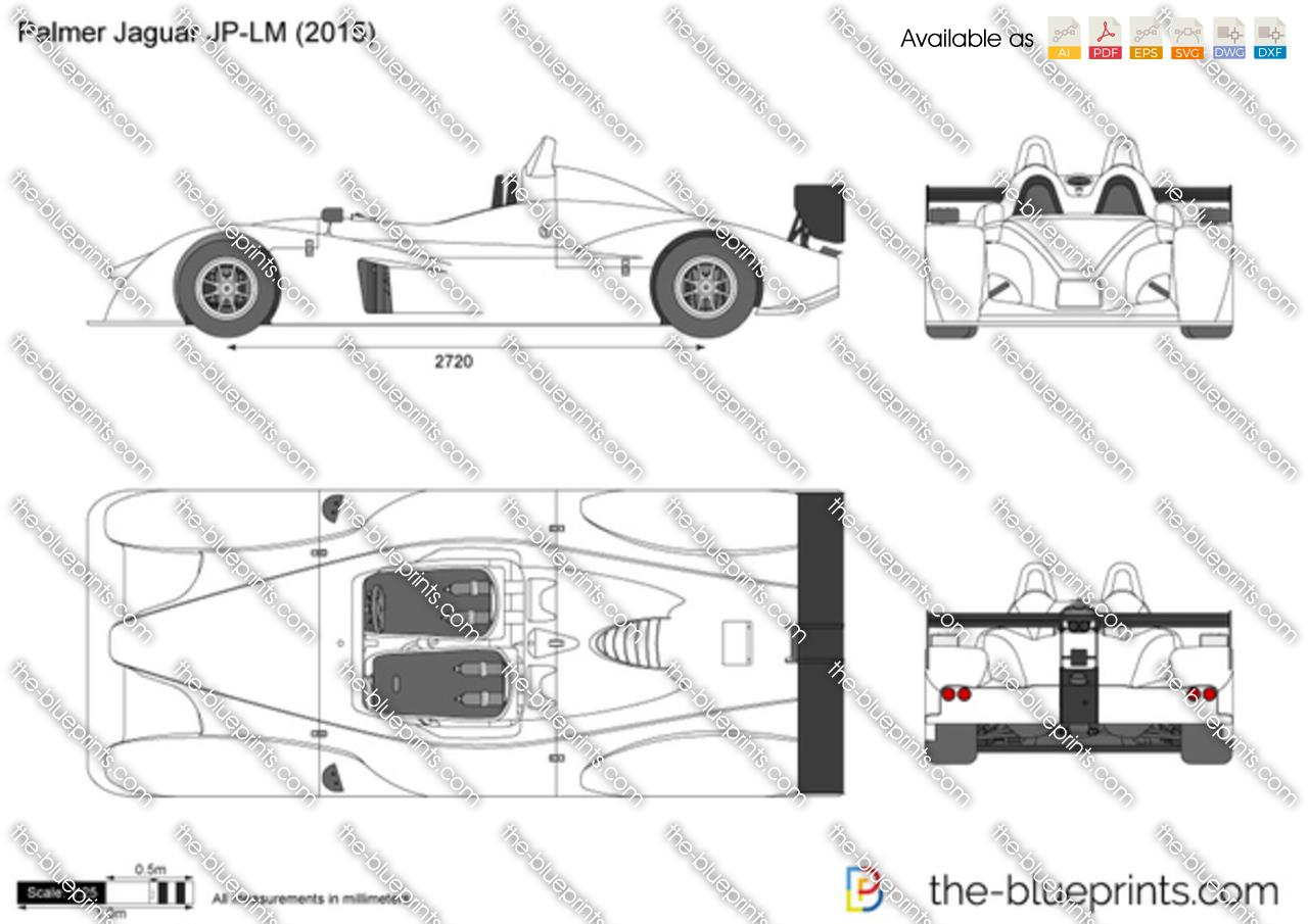 Palmer Jaguar JP-LM