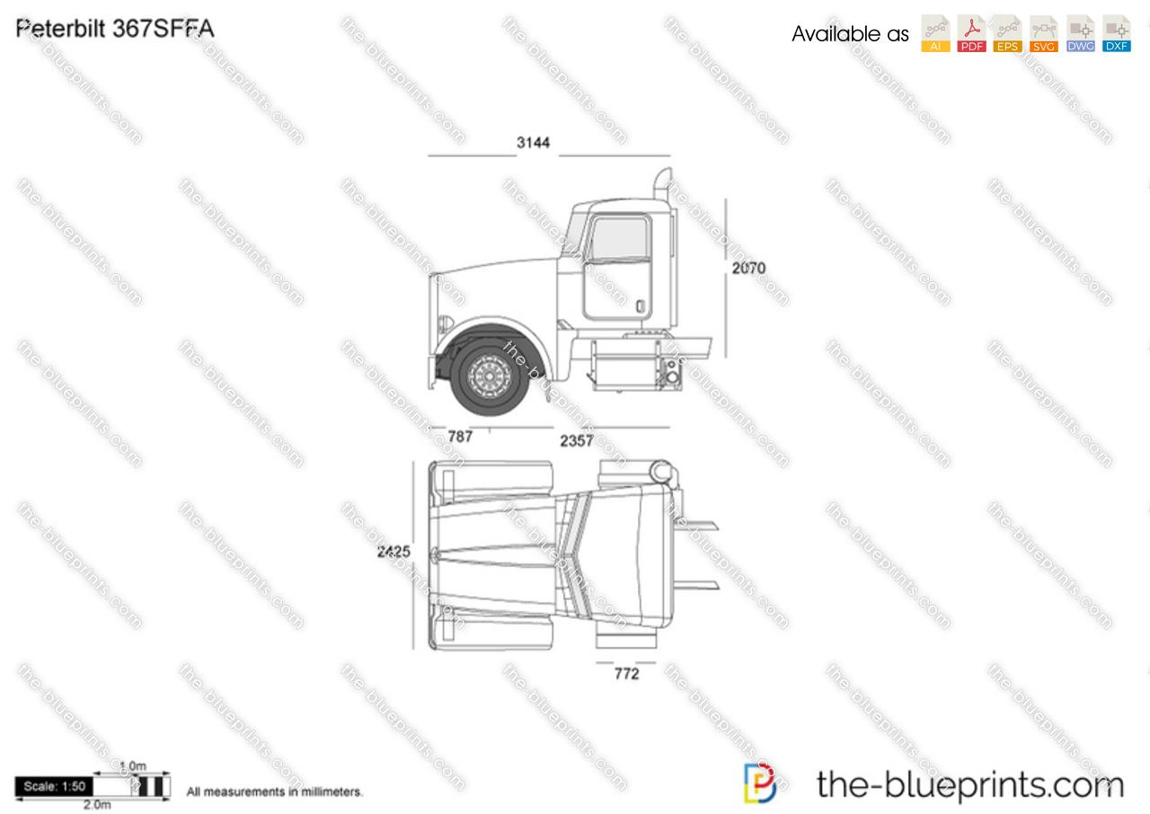 Peterbilt 367SFFA