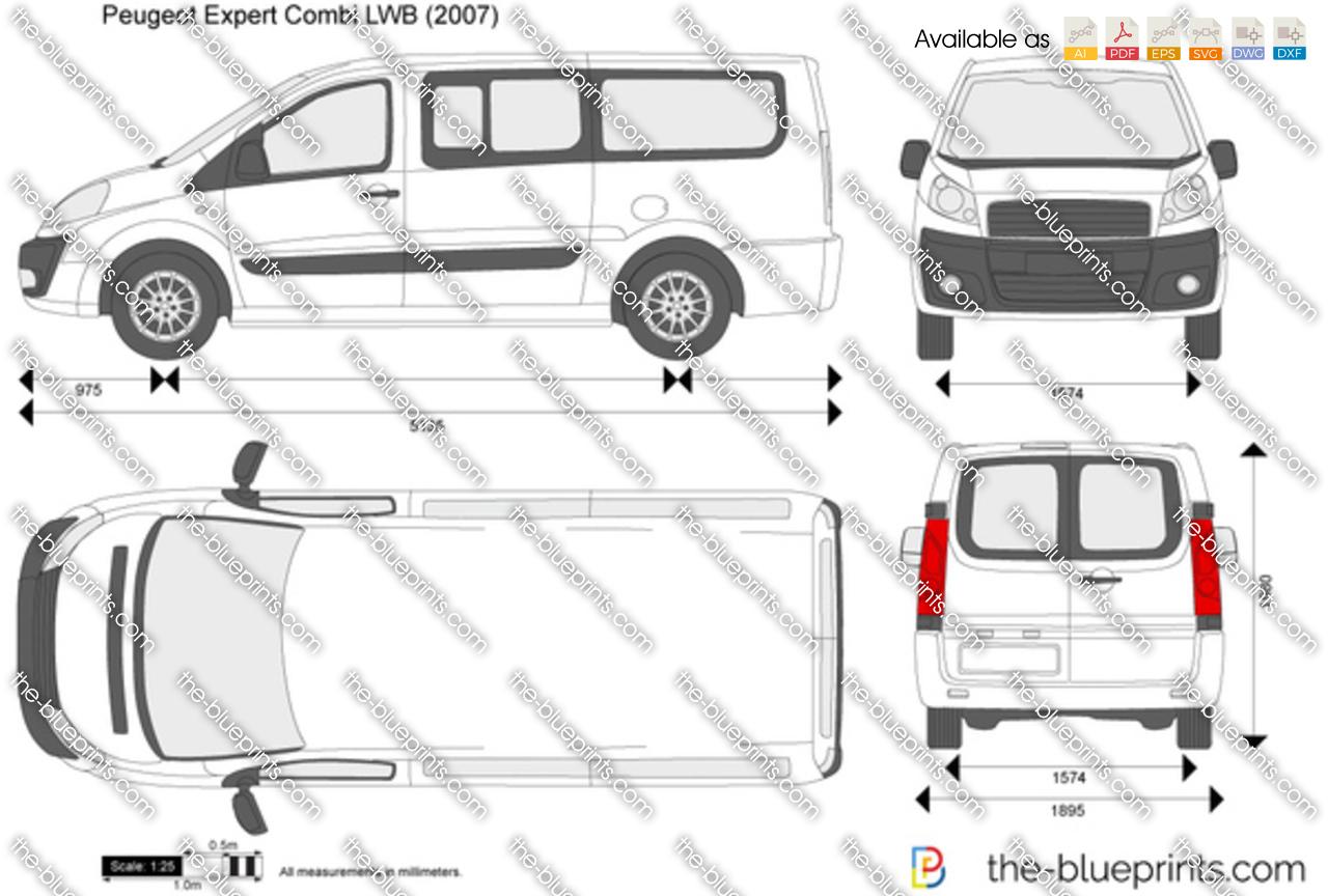 Peugeot Expert Combi LWB
