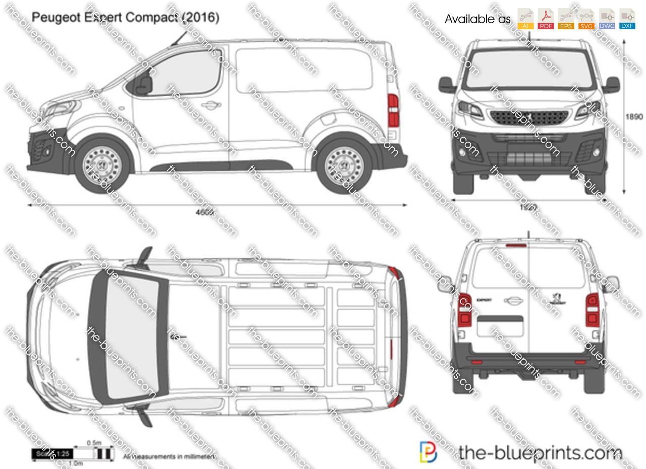 Peugeot Expert Compact 2018