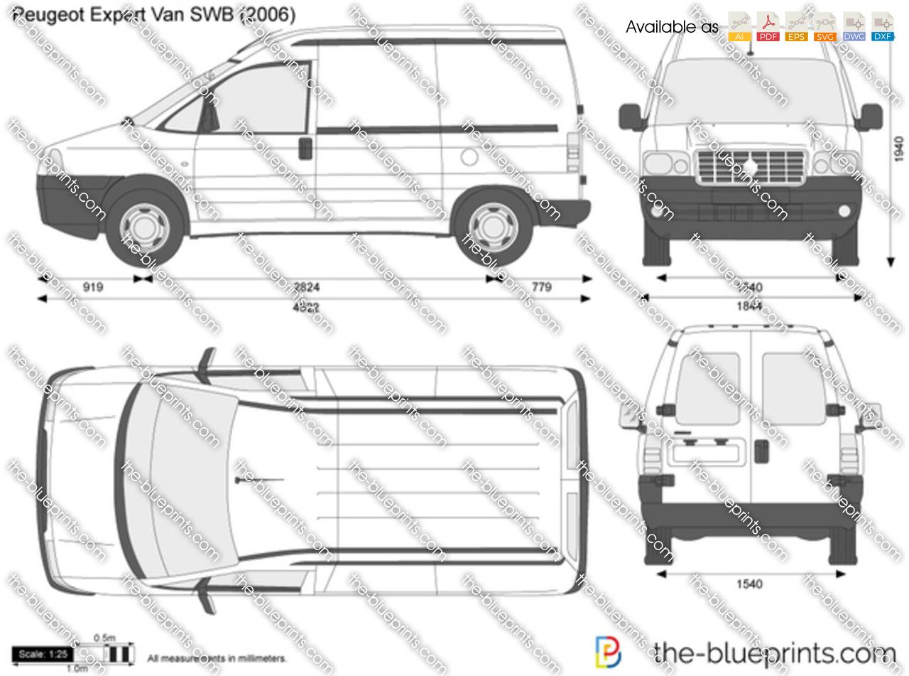 Peugeot Expert Van SWB