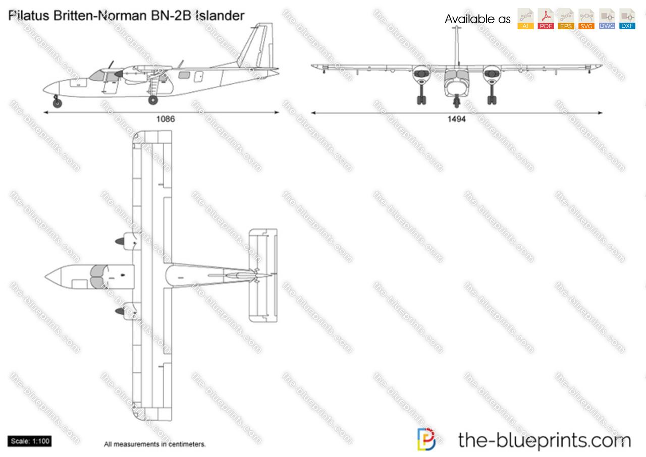 Pilatus Britten-Norman BN-2B Islander
