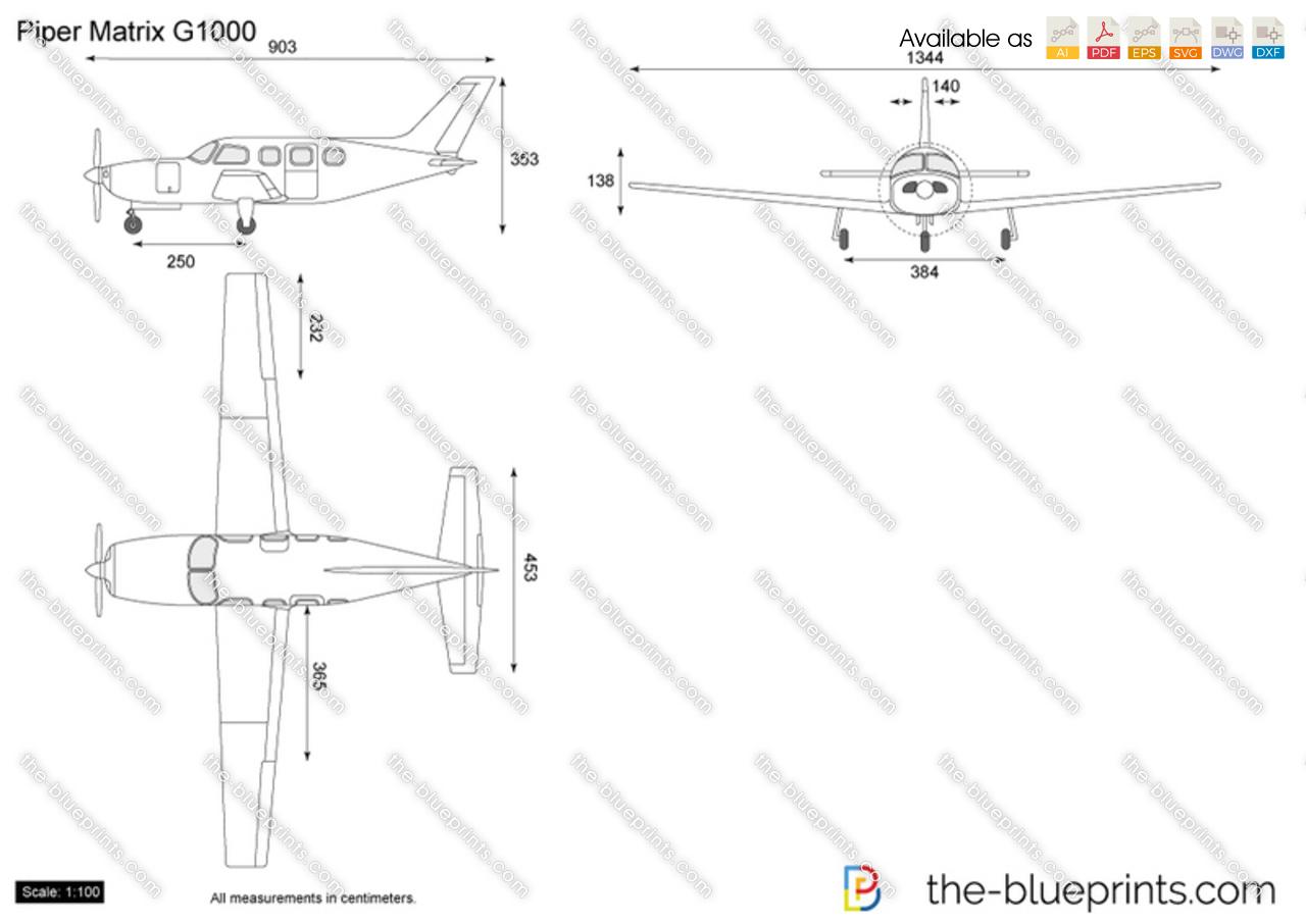 Piper Matrix G1000