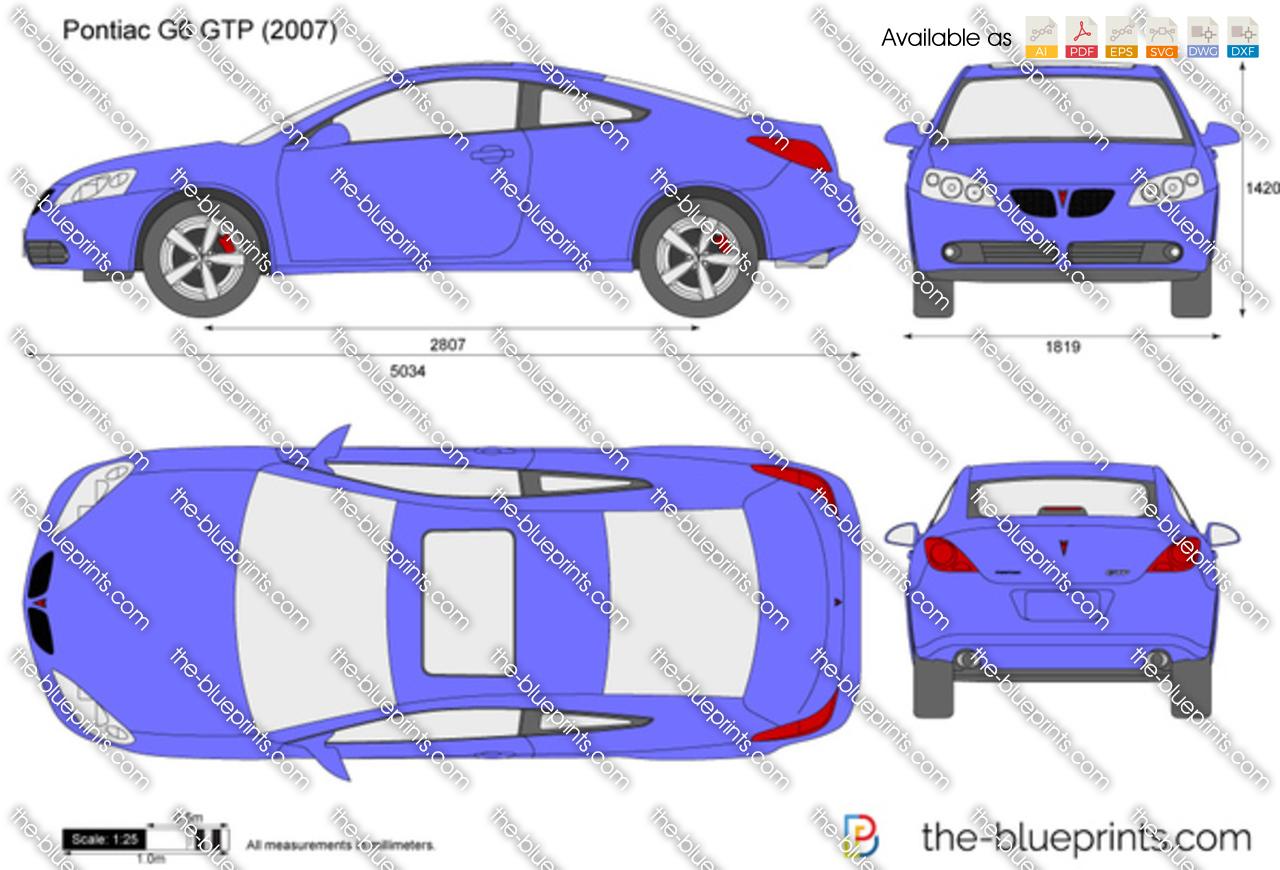 Pontiac G6 GTP