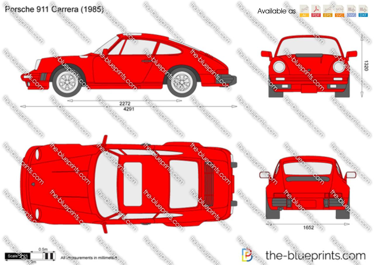 Porsche 911 Carrera 1988