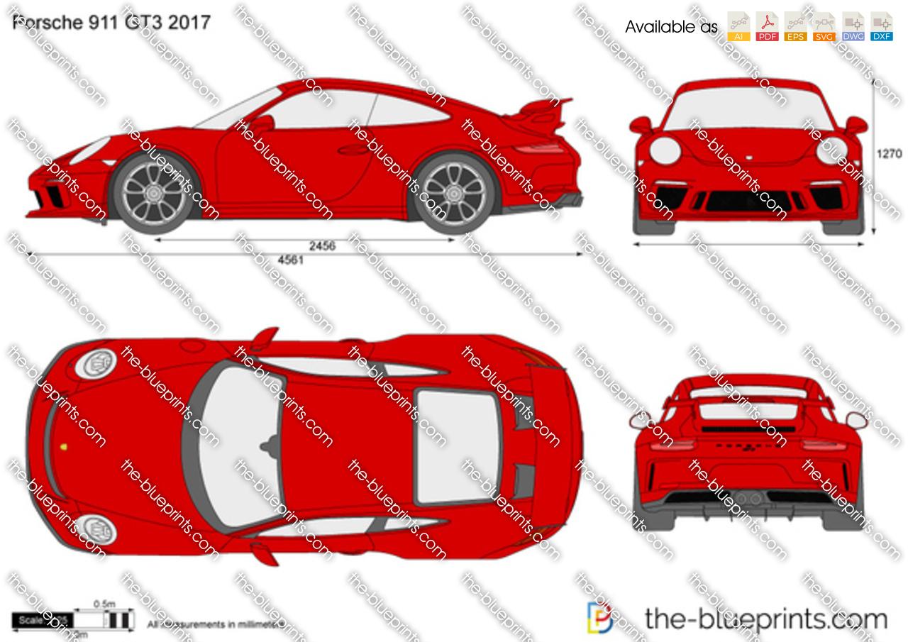 Porsche 911 GT3 991.2 2018