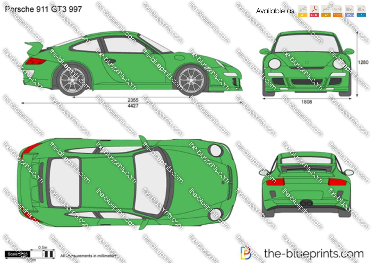 Porsche 911 GT3 997 2007