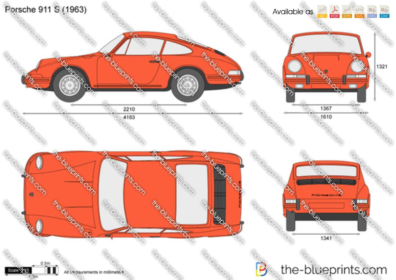 Porsche 911 S 1965