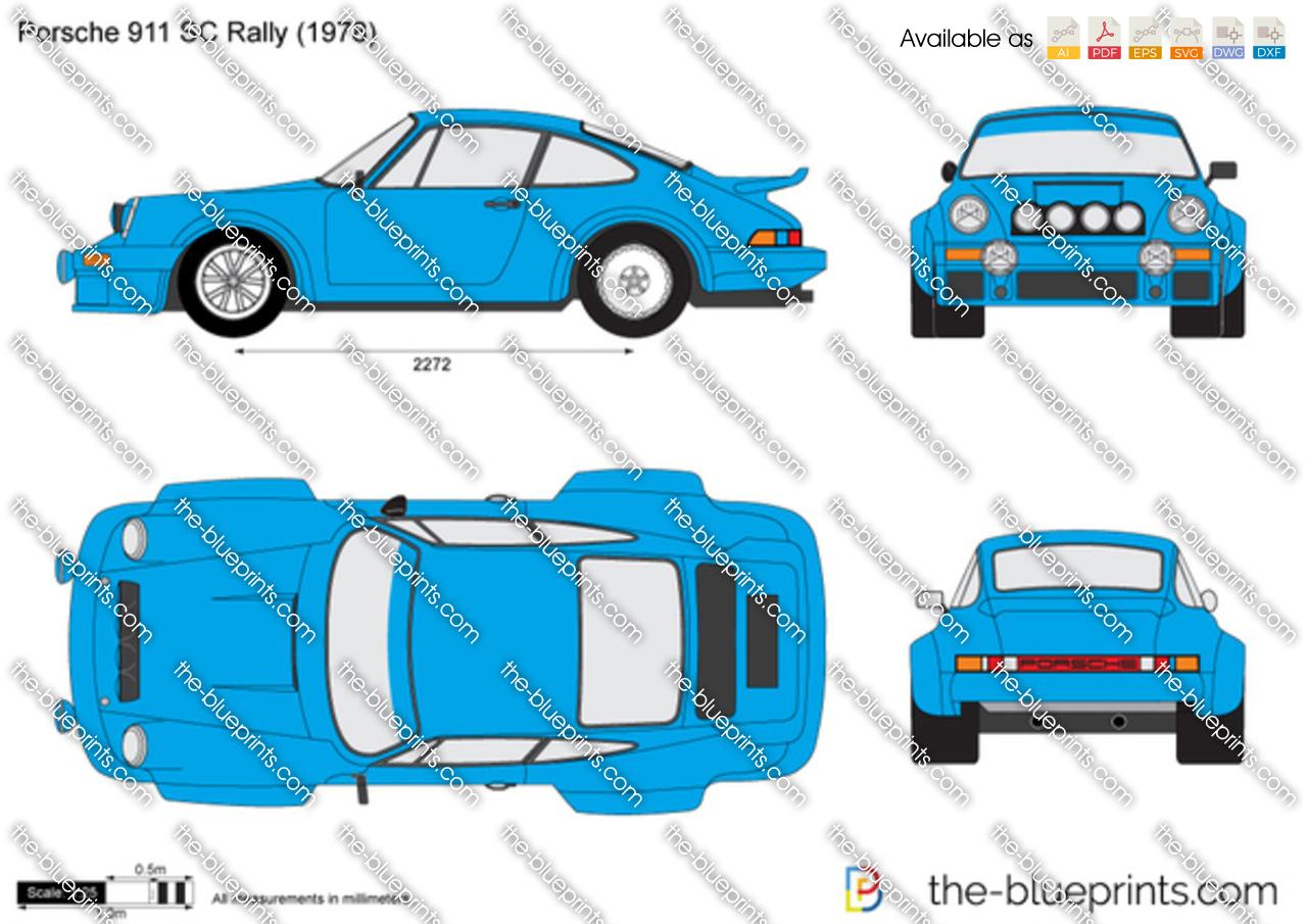 Porsche 911 SC Rally