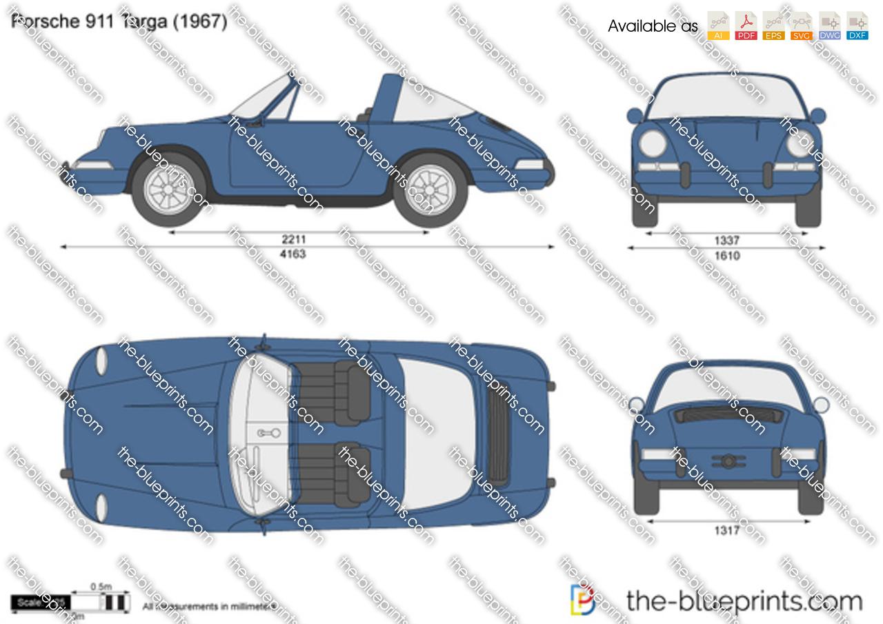 Porsche 911 Targa 1965