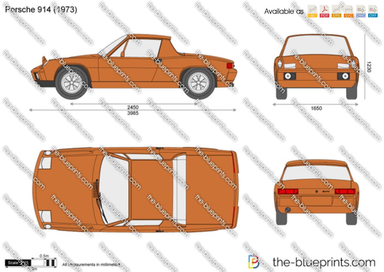 Porsche 914 1976