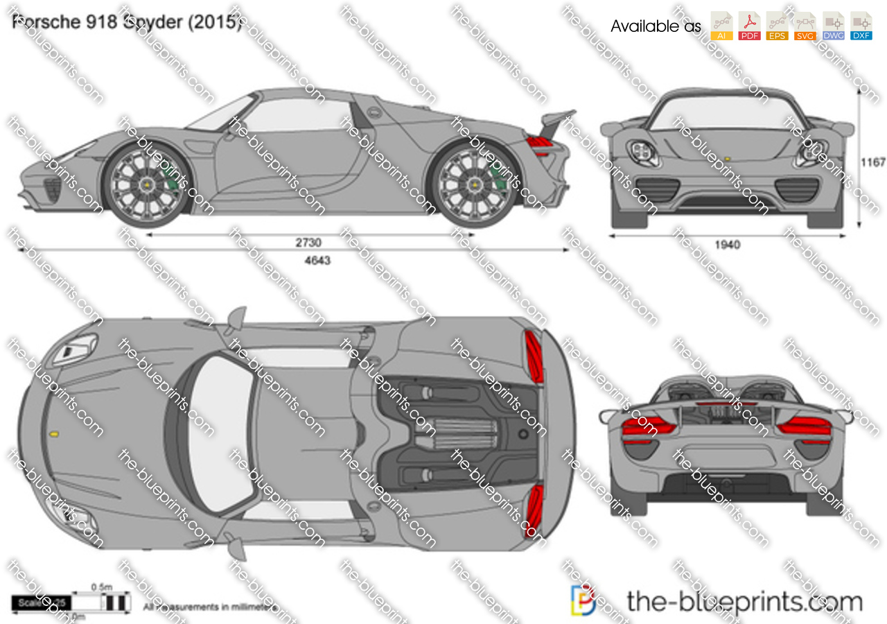 Porsche 918 Spyder 2016