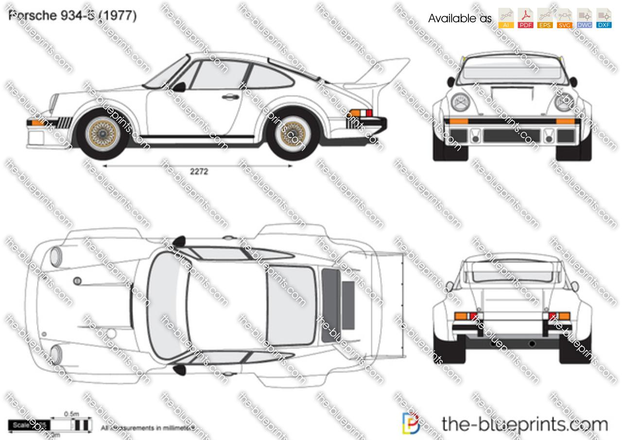 Porsche 934-5