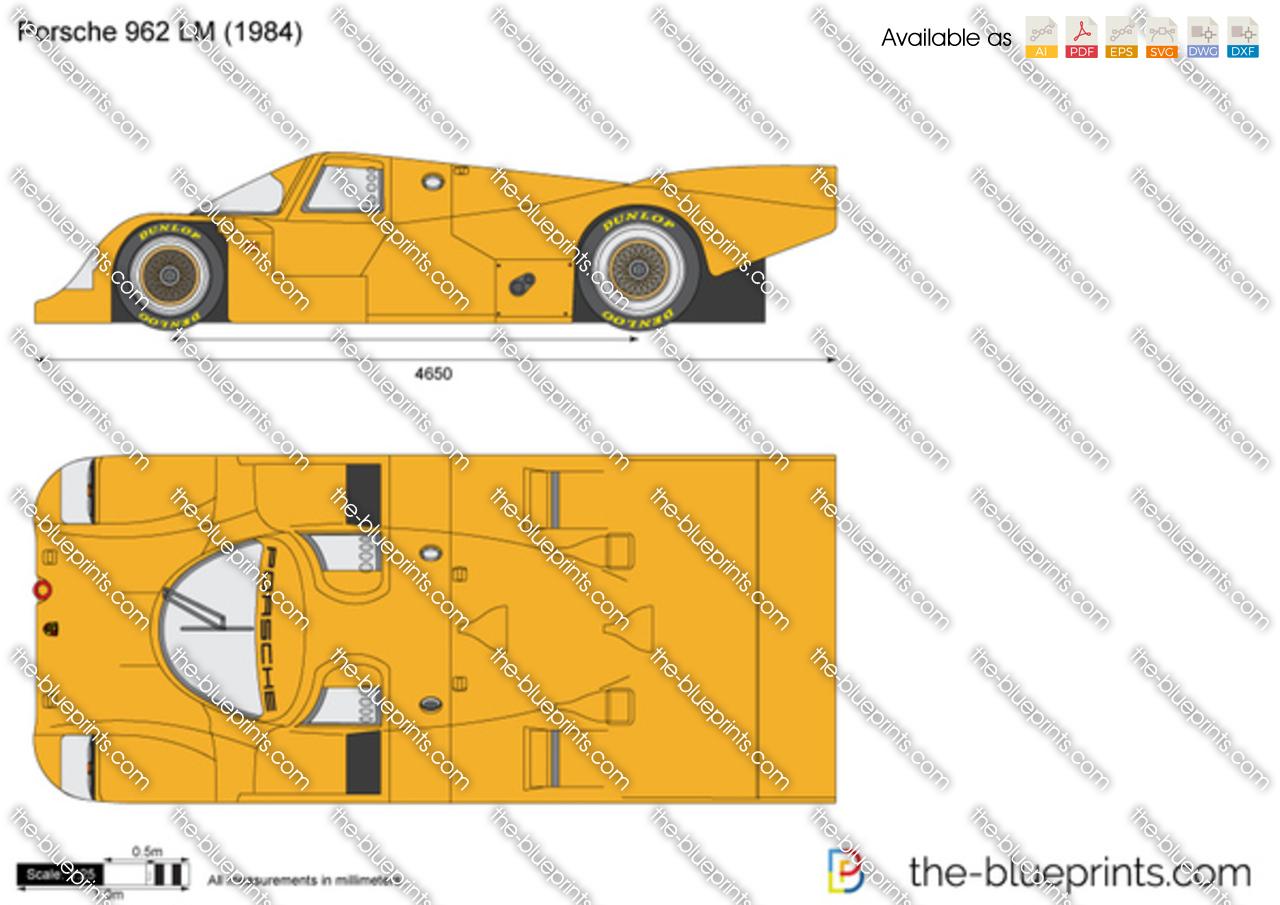 Porsche 962 LM