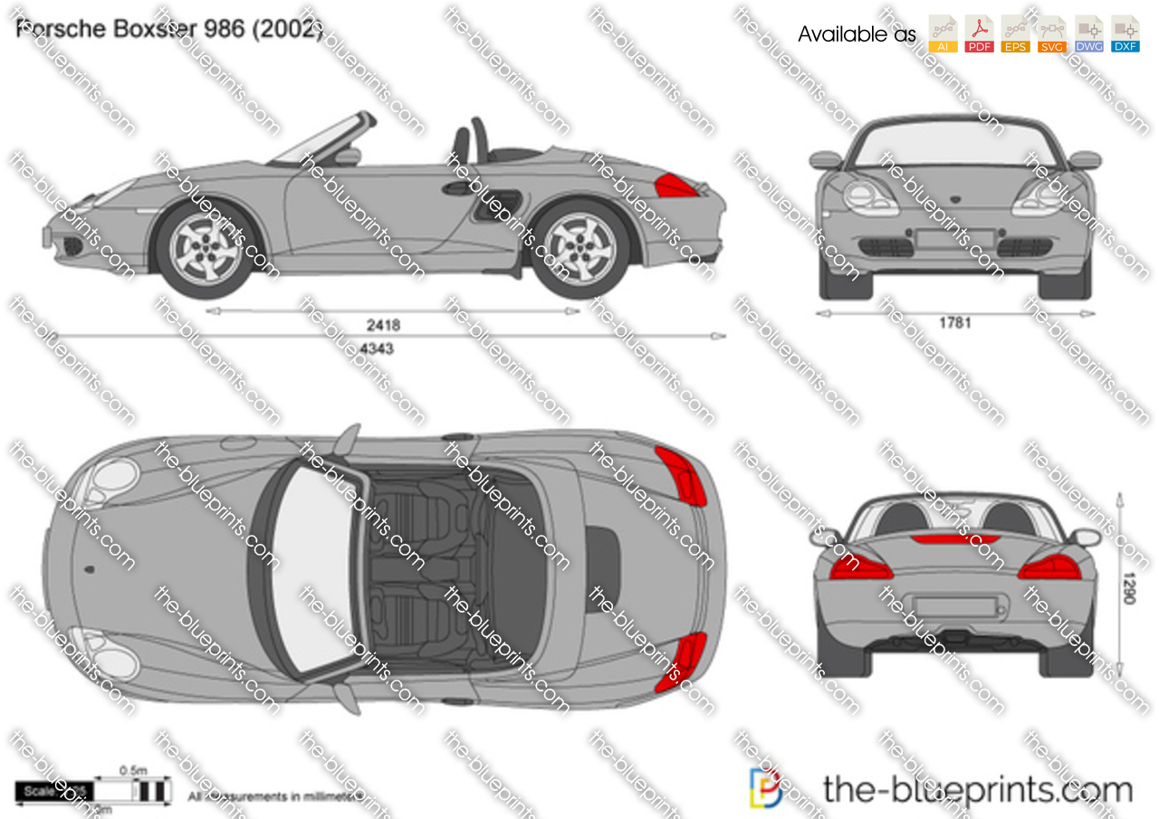 Porsche Boxster 986 1998
