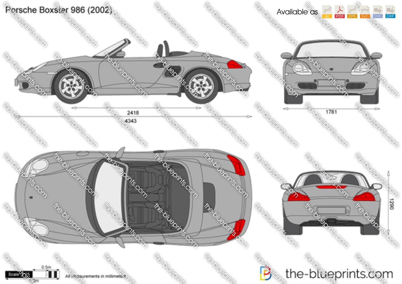 Porsche Boxster 986 2003