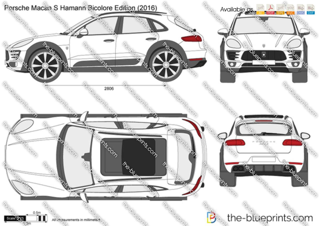 Porsche Macan S Hamann Bicolore Edition