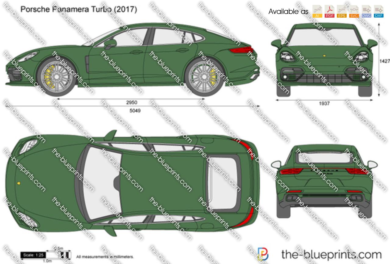 Porsche Panamera Turbo 2018