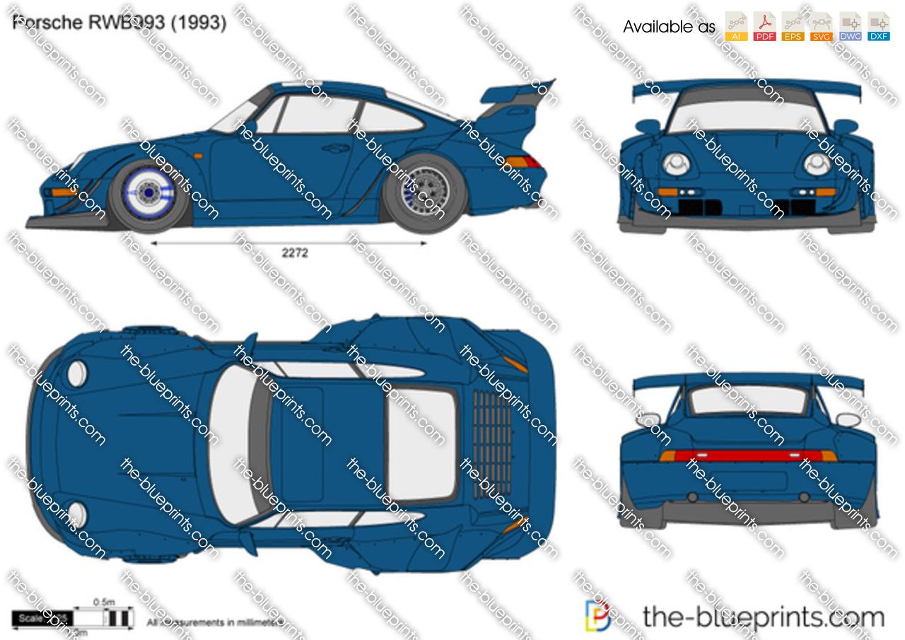 Porsche RWB993