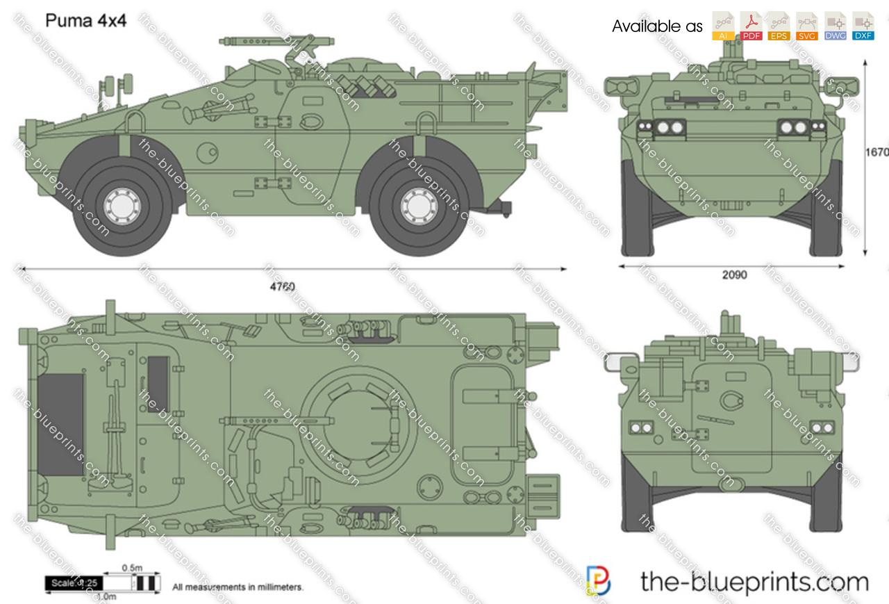 Puma 4x4