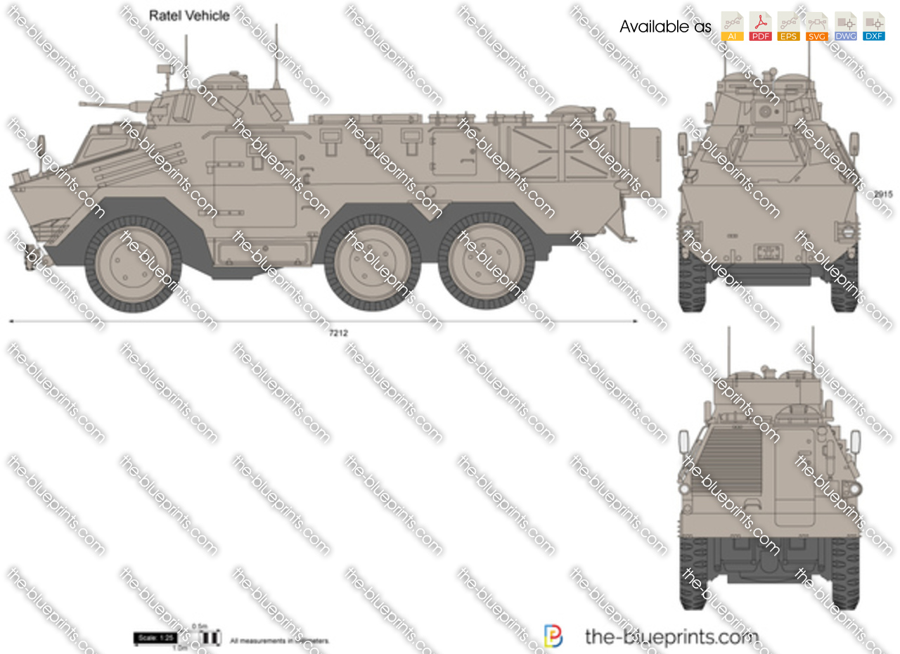Ratel Vehicle