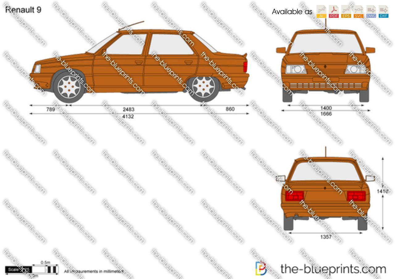 Renault 9 1989