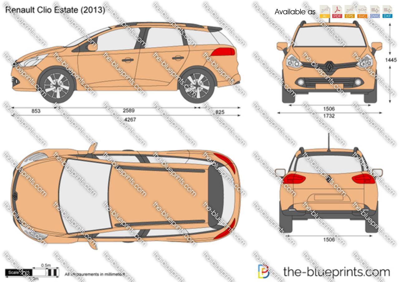 Renault Clio Estate 2014
