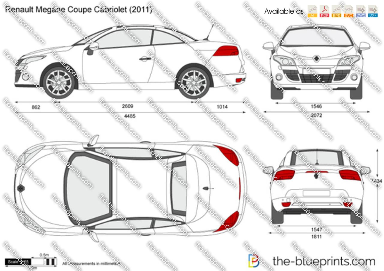 Renault Megane Coupe Cabriolet 2010