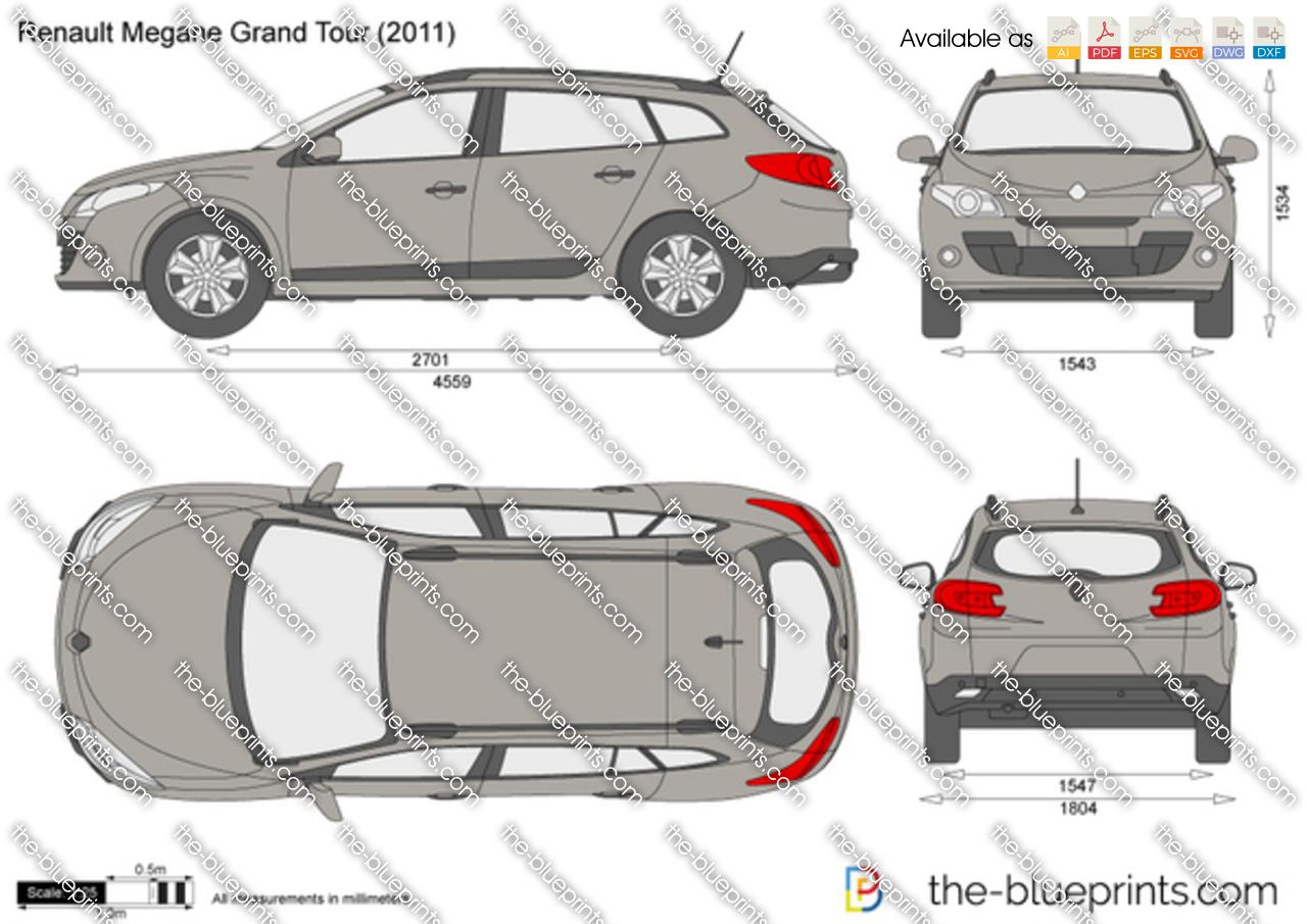 Renault Megane Grand Tour 2013 Icarros | Autos Weblog