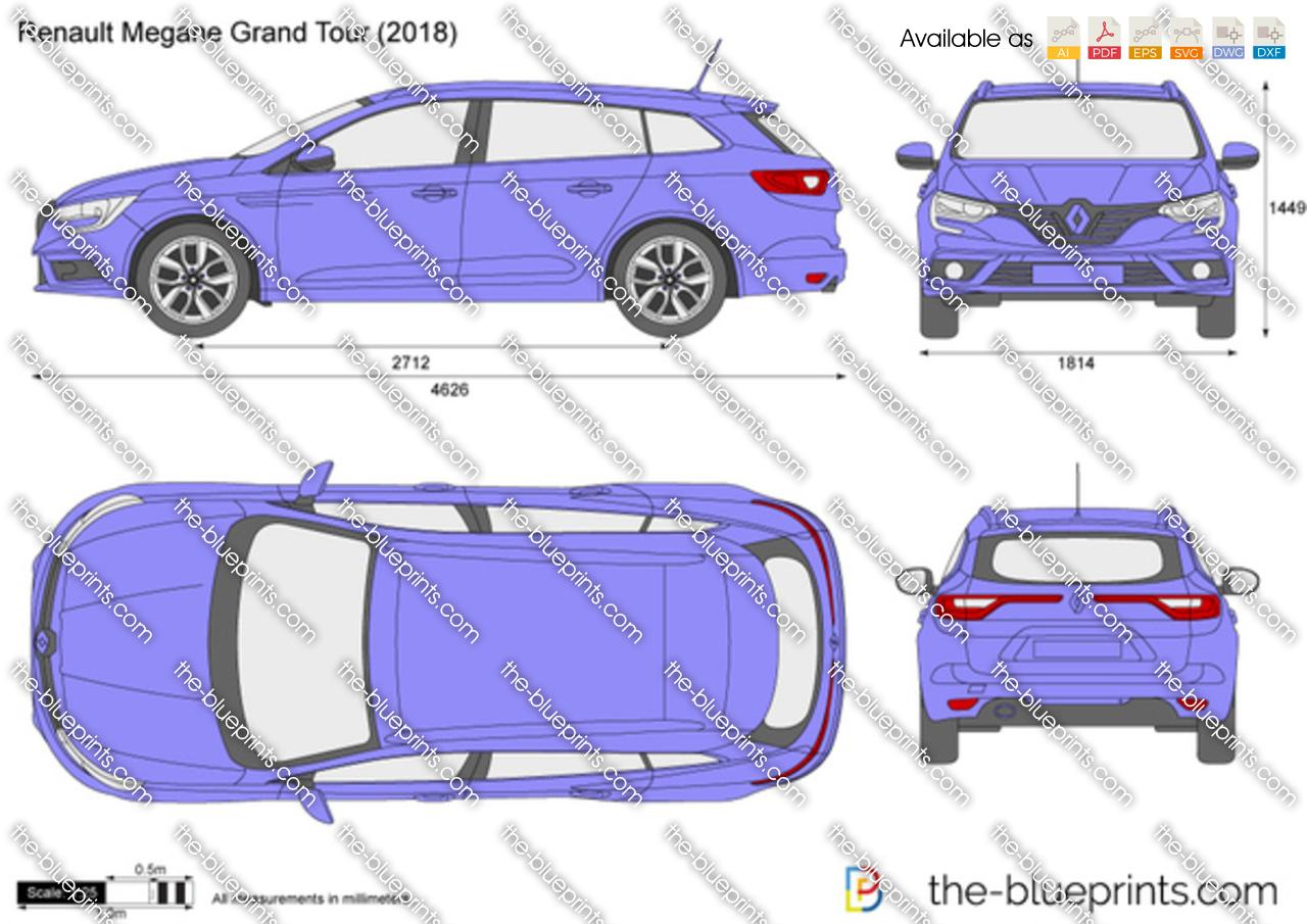 Renault Megane Grand Tour