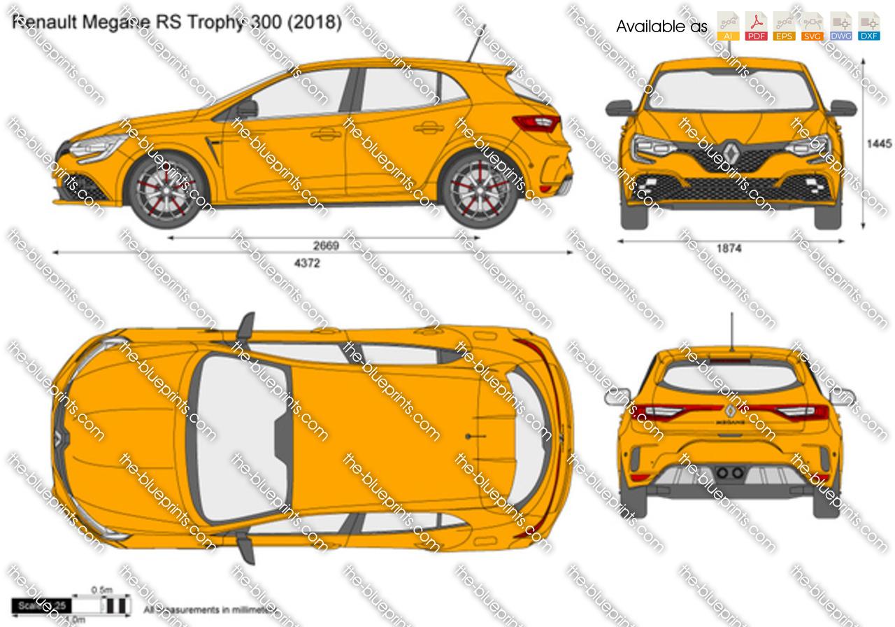 Renault Megane RS Trophy 300