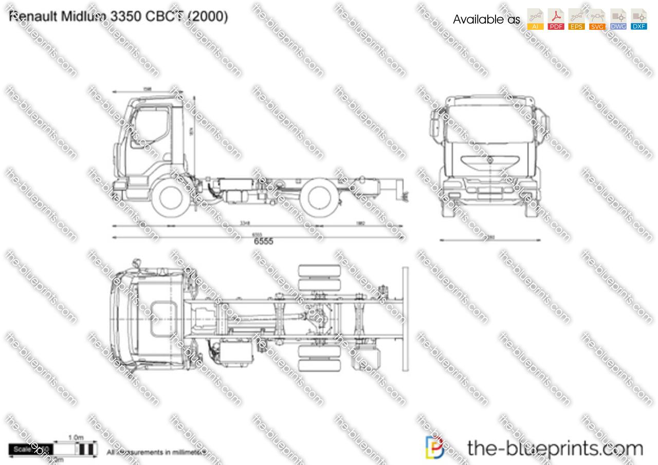 Renault Midlum 3350 CBCT